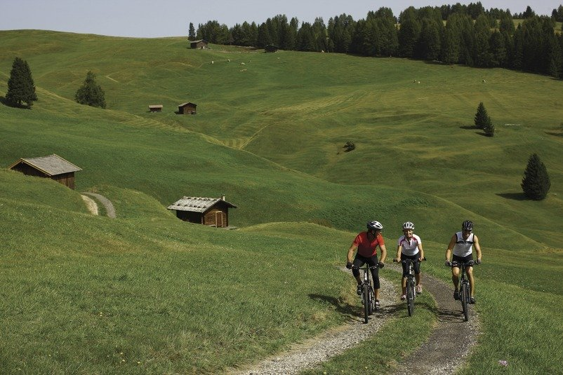 Vacanza in bicicletta in Valle Isarco – In giro in bicicletta
